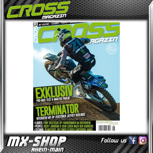 CROSS-Magazin Mai 2019