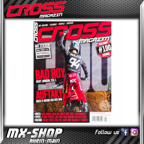 CROSS-Magazin April 2019