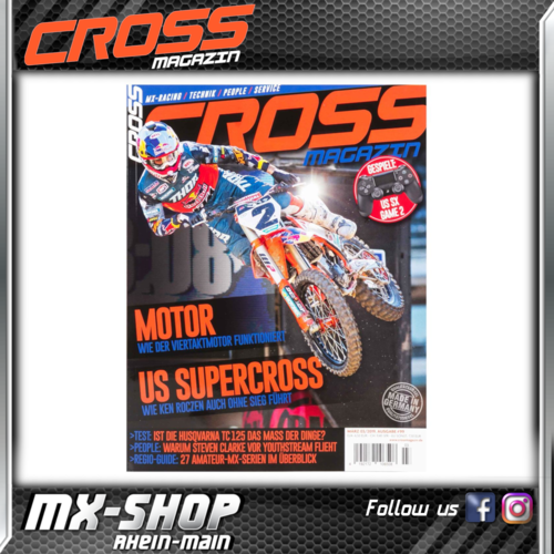 CROSS-Magazin März 2019