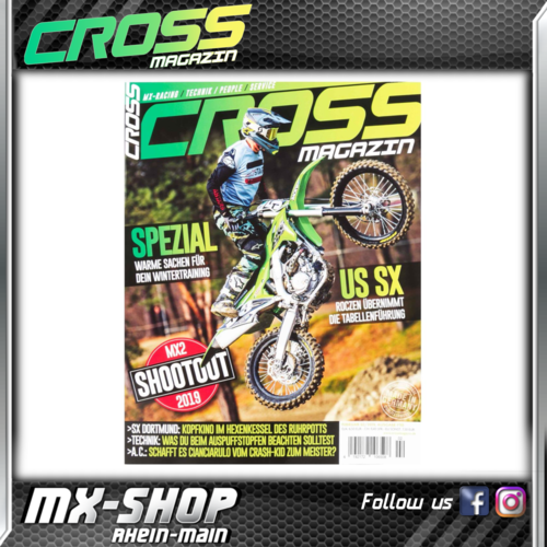 CROSS-Magazin Februar 2019