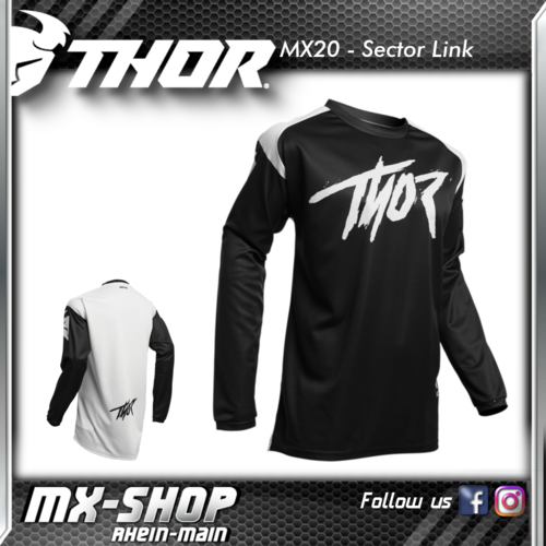 THOR MX-Jersey SECTOR LINK 2020