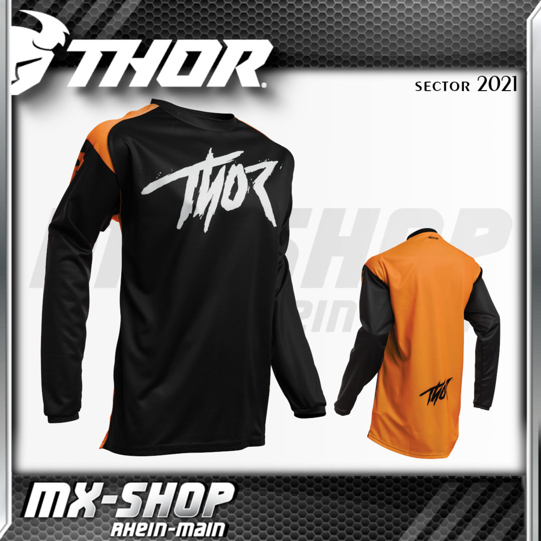 THOR MX-Jersey SECTOR LINK 2021
