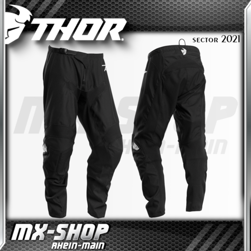 THOR Kinder MX-Hose SECTOR LINK BLACK 2021