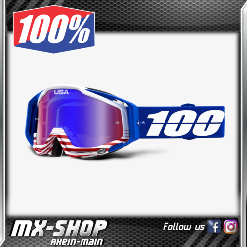 100% Brille RACECRAFT ANTHEM
