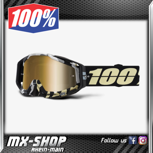 100% Brille RACECRAFT ERGOFLASH