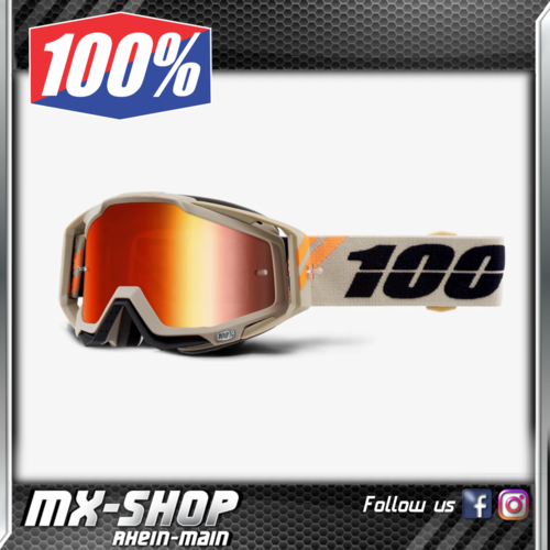 100% Brille RACECRAFT POLIET
