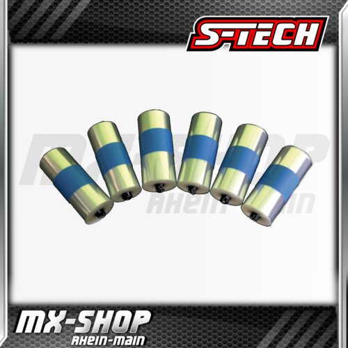 S-TECH Roll-Off Filme 6er Pack
