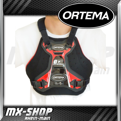 OCP 3.0 - Ortema Chest Protector mit Gurtsystem