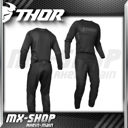 THOR MX-Combo PULSE BLACKOUT 2021