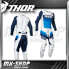THOR MX-Jersey & Hose PULSE RACER white/navy 2021